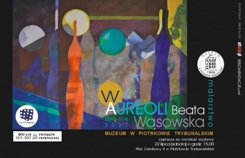 Beata Wąsowska, malarstwo, ikony, sacrum, Muzeum w Piotrkowie Trybunalskim